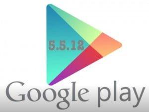 Play Store APK 5.5.12