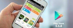 Play Store APK 5.5.8
