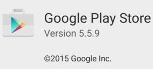 Play Store APK 5.5.9