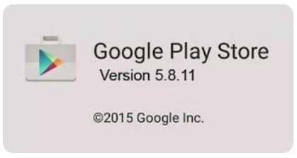 Play Store APK 5 8 11