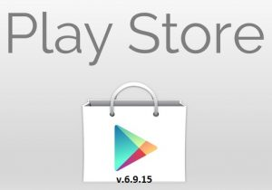 Play Store 6.9.15