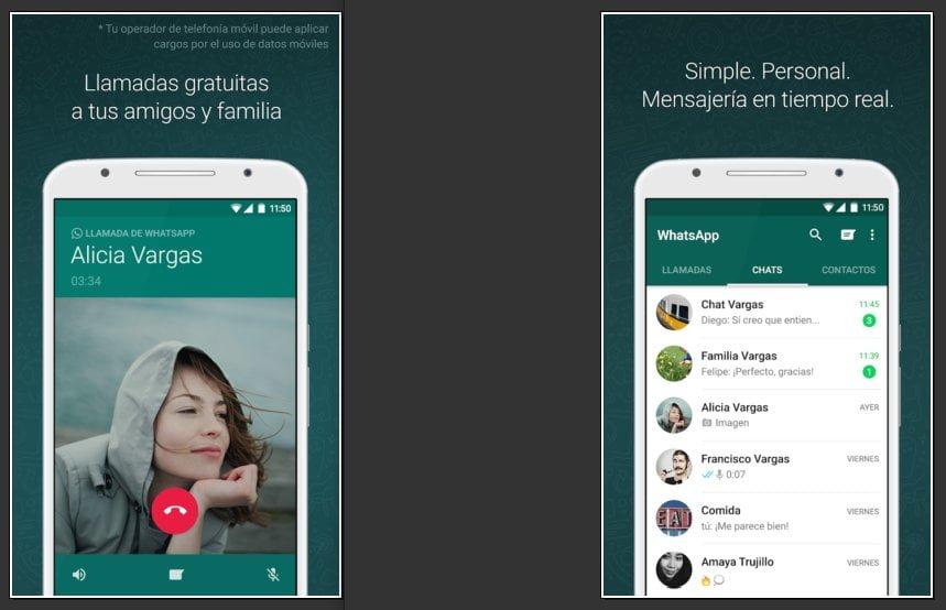 Pasos para descargar e instalar whatsapp messenger en android