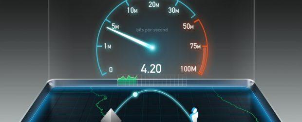 Cómo medir nuestra conexión a internet